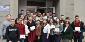 Tineri Antreprenori instruiți la Soroca