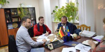 Vizita expertului ceh la Soroca