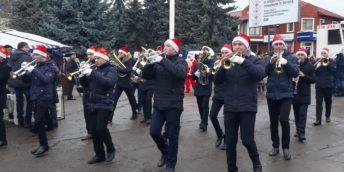 Iarmarocul de Crăciun la Soroca.