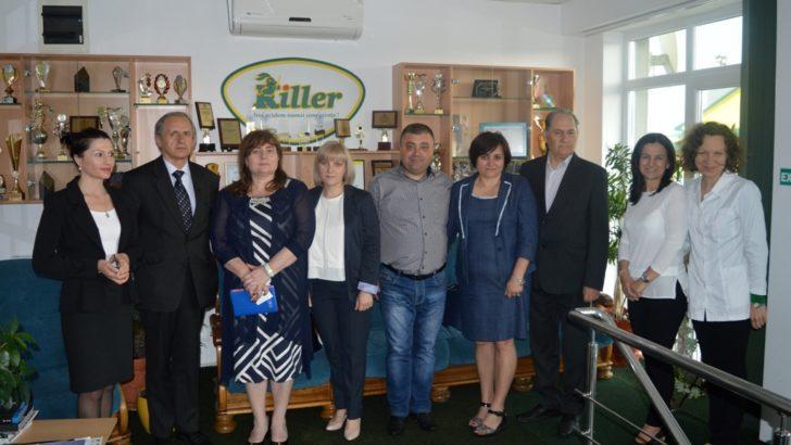 Misiune economică în municipiul Suceava, România