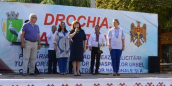 "Expo-tîrgul universal ""De ziua ta, Drochia!"""