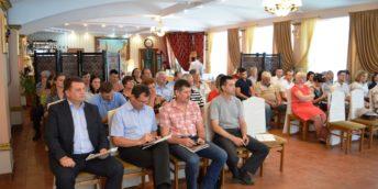 Adunarea membrilor Filialei Soroca CCI RM