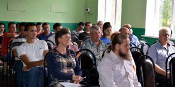 Seminar de informare a tinerilor antreprenori din localitățile raionului  SOROCA referitor la granturile existente în cadrul Programului Rural de Reziliență Economico-Climatică Incluzivă (PRRECI) – IFAD VI și condițiile de finanțare.