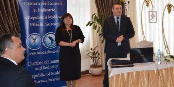 Adunarea anuală a membrilor CCI RM la Soroca