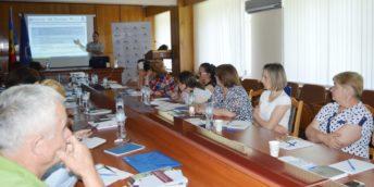 "Seminar de instruire ""Sistemul Electronic de Achiziții Publice SIA ""RSAP""-Mtender"""