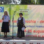Un cuvînt de salut de către primarul oraşului Drochia - Nina Cereteu
