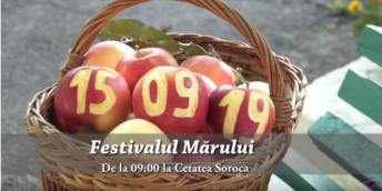 Festivalul Naţional al Mărului la Soroca