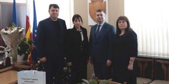 Întevedere cu Administrația Publică Locală  Soroca